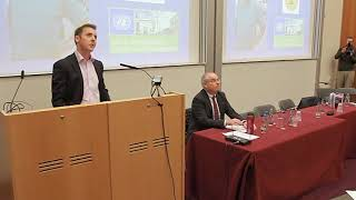 Download Launch of the Neil Smith Graduate Research Award—MA Environment, Society & Development Video
