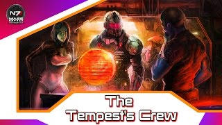 Download Mass Effect: Andromeda | The Tempest's Crew! Video