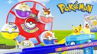 Download Pokemon Theme Park Toys Video