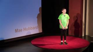 Download What if art didn't exist? | Mae Hubbard | TEDxYouth@Columbus Video
