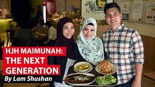 Download Hjh Maimunah: The Next Generation Preserving Malay Food | CNA Insider Video