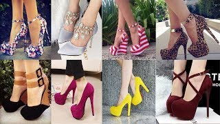 Download TACONES DE MODA 2018!!! ZAPATILLAS DE TACÓN 2018!!! Video