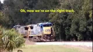 Download One Very Confused Rail Crew Video