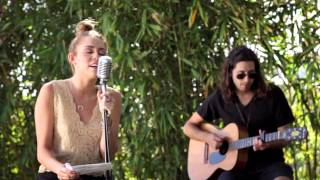 Download Miley Cyrus - The Backyard Sessions - ″Lilac Wine″ Video