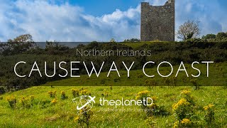 Download The Best things to do on Northern Ireland's Causeway Coast | The Planet D Video