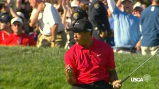 Download 2008 U.S. Open: Tiger Forces Playoff vs. Rocco Video