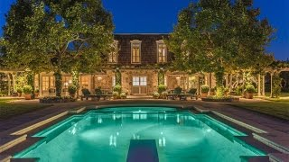 Download Historic Napa Valley Estate in St. Helena, California Video