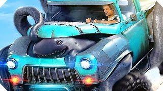 Download MONSTER TRUCKS - ALL Movie CLIPS + Trailers (2017) Adventure, Family Video