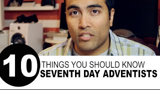 Download 10 Things You Should Know about Seventh Day Adventists Video