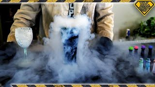 Download Will Food Coloring Dye Liquid Nitrogen Video