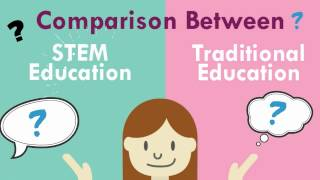 Download STEM Education vs Traditional Education Video
