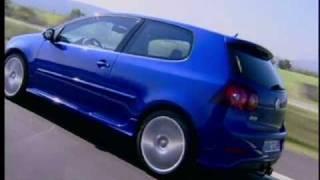Download VW Golf R32 Video