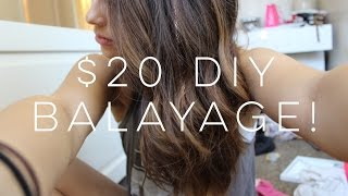 Download How To: EASY and CHEAP DIY Balayage!! Video