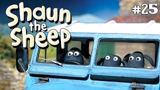 Download Shaun the Sheep - Mesin Pengacau [Troublesome Tractor] Video