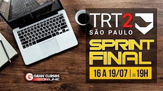 Download Sprint Final TRT 2 | Noções de Direito e Processo do Trabalho Video