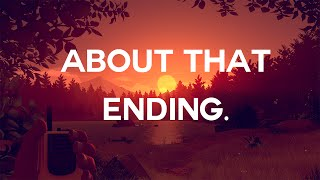 Download Understanding Firewatch's Brutal Ending. Video