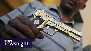 Download The Hunt for Gaddafi's Golden Gun (FULL FILM) - BBC Newsnight Video