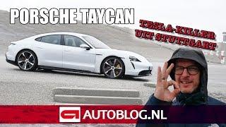 Download Porsche Taycan, is het echt een Tesla-Killer? Video
