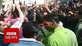 Download Syria: 5 year milestone since protests lead to civil war - BBC News Video
