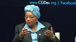 Download A Conversation with President Ellen Johnson Sirleaf Video