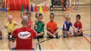 Download Fun Things in JumpStart Kids Fitness Class Video