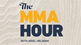 Download The MMA Hour: Episode 419 (w/ Miocic, Cormier, Velasquez, Alvarez, Iaquinta, more) Video