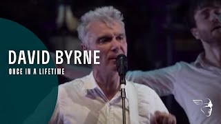 Download David Byrne - Once In A Lifetime (Ride, Rise, Roar) Video