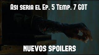 Download Así Sería el Episodio 5 de la Temporada 7 - Game Of Thrones (Nuevos Spoilers) Video