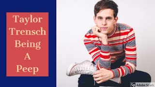 Download Taylor Trensch being a Peep Video