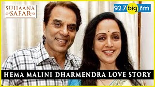 Download Hema Malini Dharmendra Love Story | Suhaana Safar Video