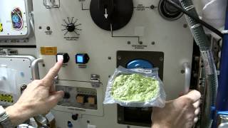 Download How to Cook Spinach In Space | Video Video