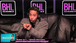 Download Insecure Season 1 Episode 8 Review with Neil Brown Jr. | Black Hollywood Live Video
