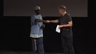Download Healing inside prison   Jacques Verduin and Fateen Jackson   TEDxSanQuentin Video