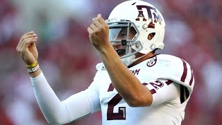 Download Ultimate Johnny Manziel Highlights (HD) Video