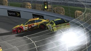 Download Can I Recreate Kenseth & Logano's 2015 Martinsville Incident? | NR2003 LIVE STREAM EP45 Video