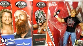 Download Ringside Collectibles WWE ELITE 48 Toy Haul Package Unboxing!! Video