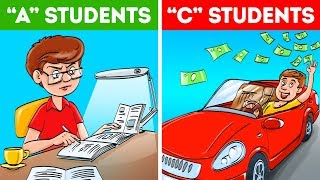 "Download Why ""C"" Students Are More Successful Than ""A"" Students Video"