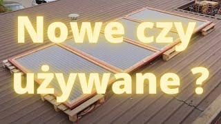 Download #Fotowoltaika Instalacja PV używana czy nowa? Panele mono czy polikrystaliczne? Video