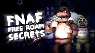 Download FNAF Free Roam! || Easter Eggs & More!! || Unreal Shift At Freddy's Video
