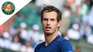Download Andy Murray v Juan Martin del Potro Highlights - Men's Round 3 2017 | Roland-Garros Video