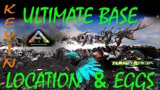 RAGNAROK! ARKS TOP 10 BASE LOCATIONS! Free Download Video