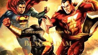 Download Shazam/Superman Vs. Black Adam || Music Video! Video