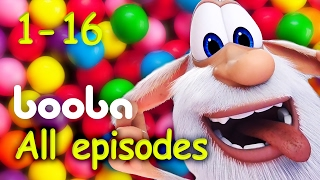 Download ⭐Booba - All Episodes Compilation (16 -1) Funny cartoons for kids буба 2017 KEDOO animation for kids Video