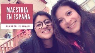 Download Estudiar una maestría en España / Studying a Master in Spain Video