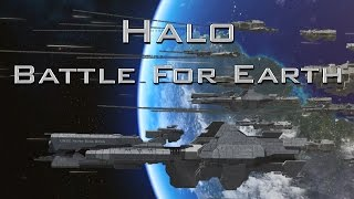Download Halo: Final battle for Earth (Epic CGI space battle) Video