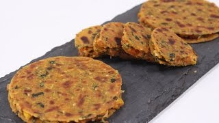 Download Thepla Quesadilla | Snacky Ideas by Amisha Doshi | Sanjeev Kapoor Khazana Video