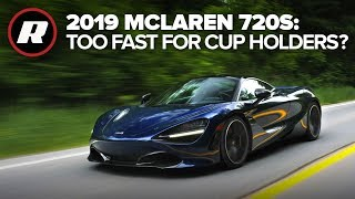 Download 2019 McLaren 720S Review: Yes, it has cup holders Video