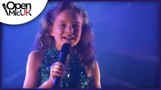 Download LET IT GO - IDINA MENZEL performed by SAPPHIRE at Open Mic UK singing competition Grand Final Video
