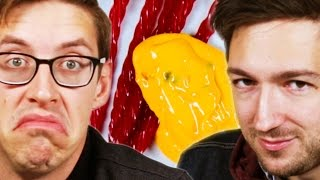 Download People Try Disgusting Snack Combinations Video