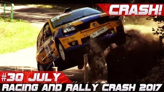Download Racing and Rally Crash Compilation Week 30 July 2017 Video